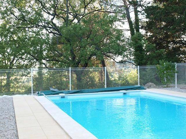 Gite avec piscine dans le gard pour les vacances for Gites gard avec piscine