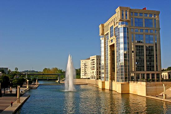 prefecture Montpellier