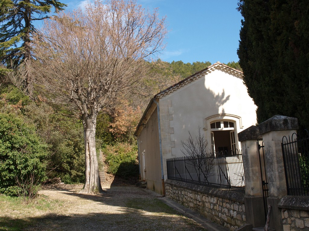 South France Gard Charming Self Catering Holiday Rental With Pool Near  Nimes Sommieres Cevennes
